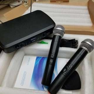 新科 Shinco 無線咪 無線mic microphone