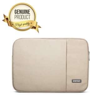"""15.6"""" inch POFOKO Oscar Series Laptop Sleeve Bag Case - Gold"""