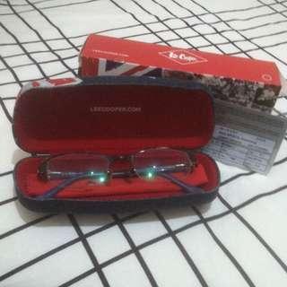 Kacamata Minus Dan Silinder Lee Cooper