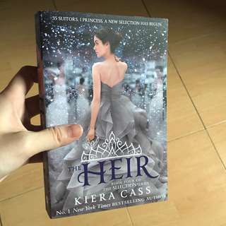 The Selection Series: The Heir