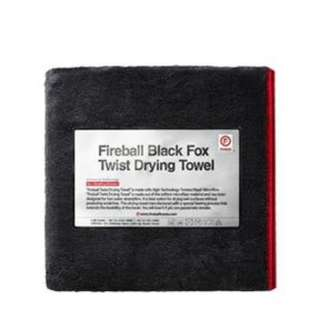 Fireball Black Fox Twist Drying Towel - 70x200cm (Big)