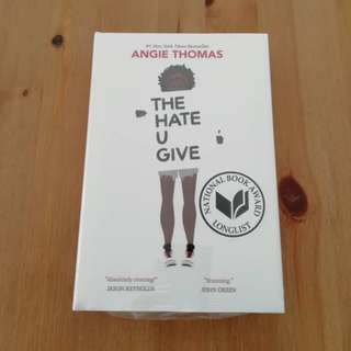 The Hate You Give by Thomas, Angie