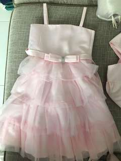 Pink formal Dress Size 4