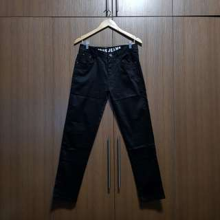 MUS Men's Black Pants