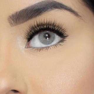 Babydoll Lens Luna Grey🌸
