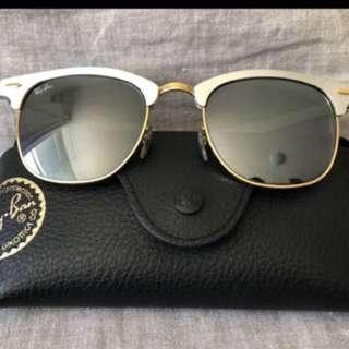 Rayban titanium sunglasses