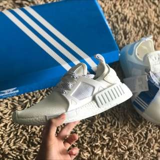 NMD XR1 WHITE EDITION  (36-40) rm175.00