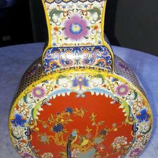 Vintage Republic Famille Rose Vase