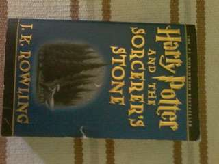 Hurry Potter book