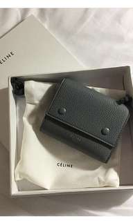 Céline wallet with box