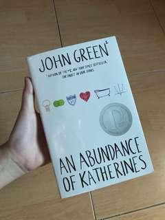 An Abundance od Katherines