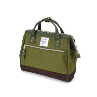 ANELLO Polyester 2 Way Sling Bag (Large)