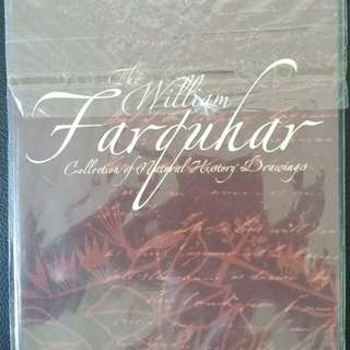 Limited edition stamps - The William Farquhar Collection of Natural History Drawings