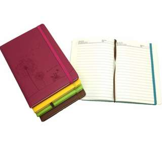 Wind Blossoms Notebook