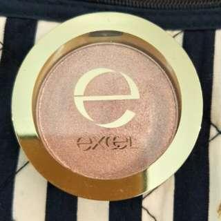 excel rose gold eyeshadow