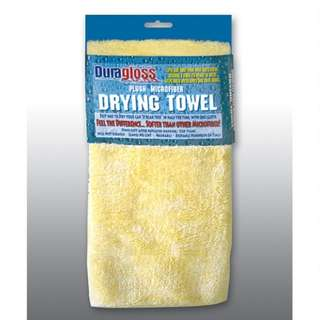 Duragloss Microfiber Drying Towel 16x26""