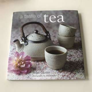 A Taste of Tea Book