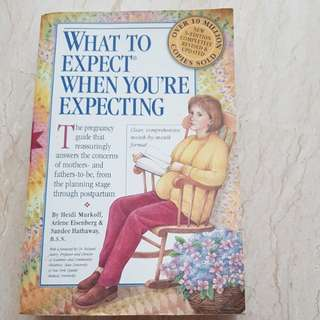 What to Expect When you are expecting nook