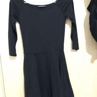 Teranova black dress