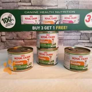 PROMO! 3+1 Royal Canin Adult Beauty