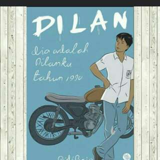 Ebook Dilan 1-2-3