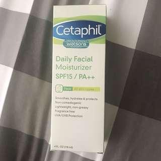 Cetaphil daily moisturizer SPF 15 118ml
