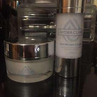 Hydra Claire anti-aging moisturising cream