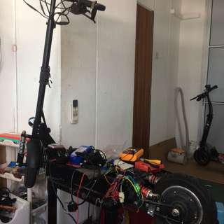 Repair Electric Scooter Cheapest in Sg