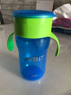 Avent Sippy Cup/Grown up drinking cups