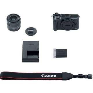 Canon EOS M6 (15-45mm)