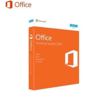 BNIB - Microsoft Office 2016 - Home & Student for wins