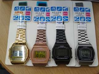 Casio Vintage Watch OEM