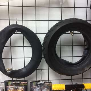 10 inch tire and tube