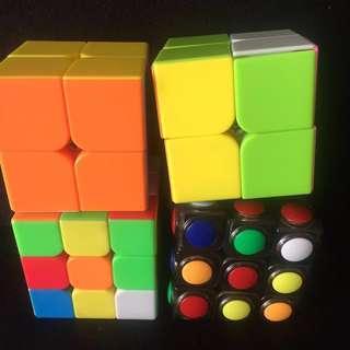 Rubics cube (take it ALL)
