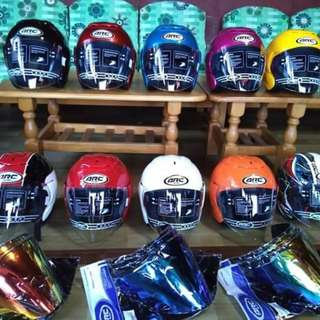 Helmet Arc Ritz