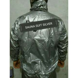 HOT SAUNA SUIT BIKE FITNESS SET