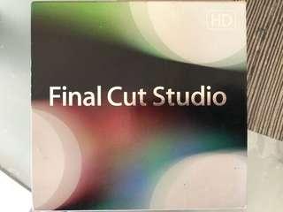 Apple Final Cut Studio Pro 7