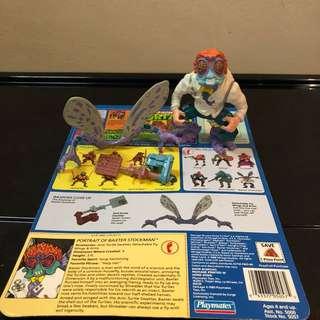 Baxter Stockman TMNT 1989
