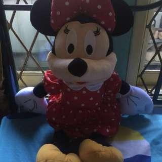 Minnie Mouse Ukuran Medium