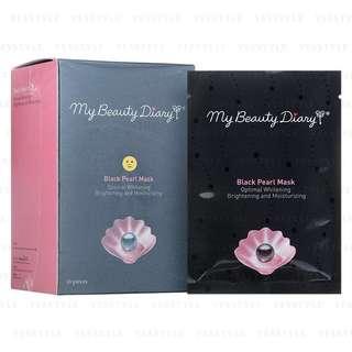My Beauty Diary Black Pearl Mask