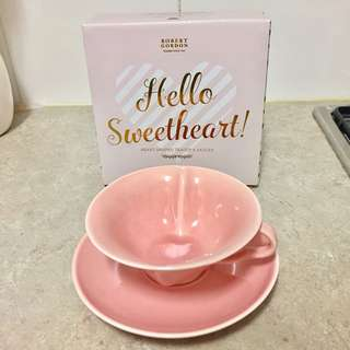 Hello Sweetheart Tea cup