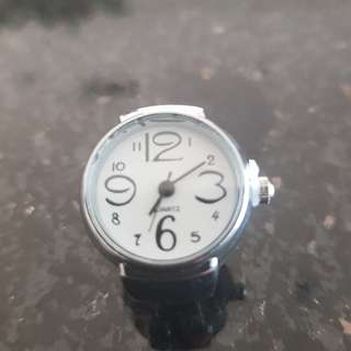 watch ring watch  brand new fits all size fingers