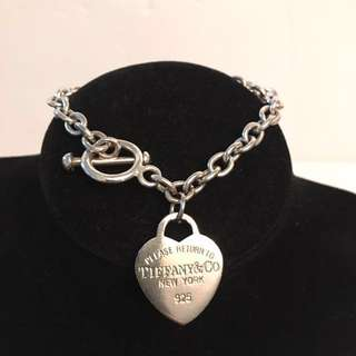 Authentic Tiffany & Co bracelet * Reduced *