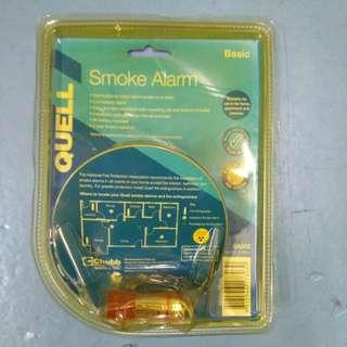 Smoke alarms detector