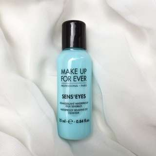 Make Up Forever Waterproof Sensitive Eye Cleanser 25ML