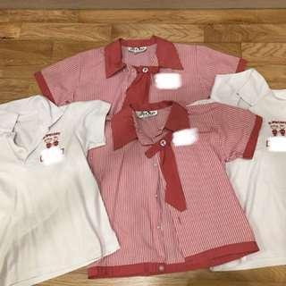 St James kindergarten sch uniforms
