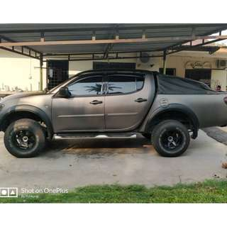 Mitsubishi Triton VGT 2.5(A) Very Good Condition