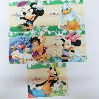 香港迪士尼貼紙