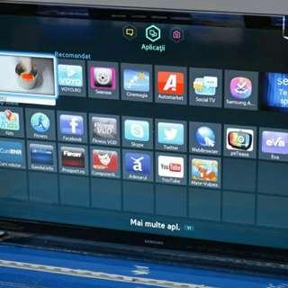Samsung 32 inch Slim Smart Led Tv