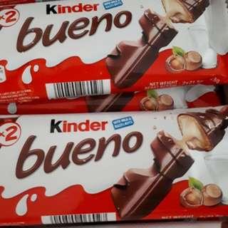 Kinder Bueno 43 gr 2 bars